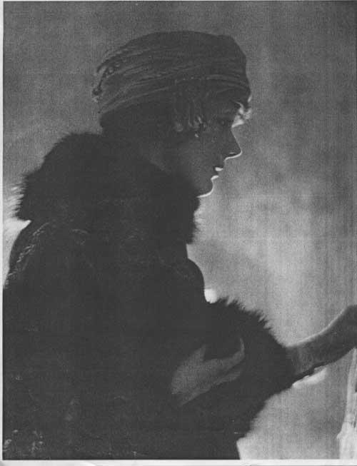 Enigmatic turban wearer