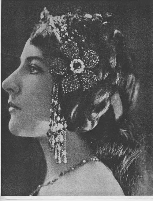 Beaded headdress