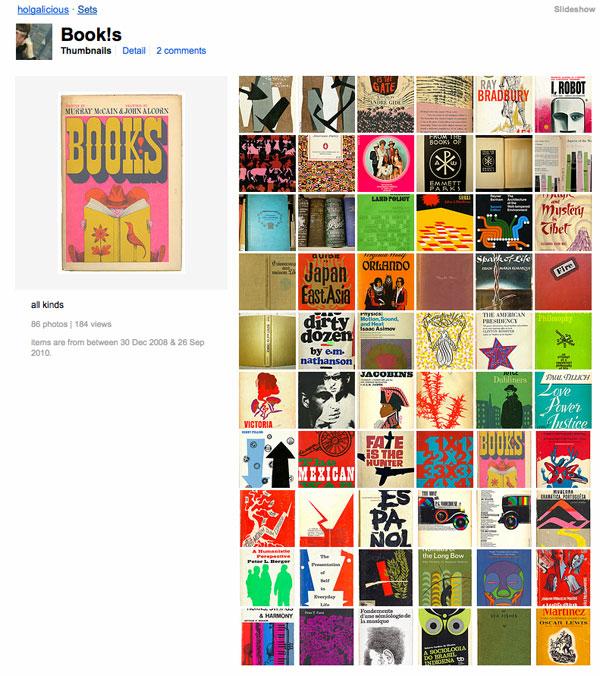 Holgalicious Book!s flickr set