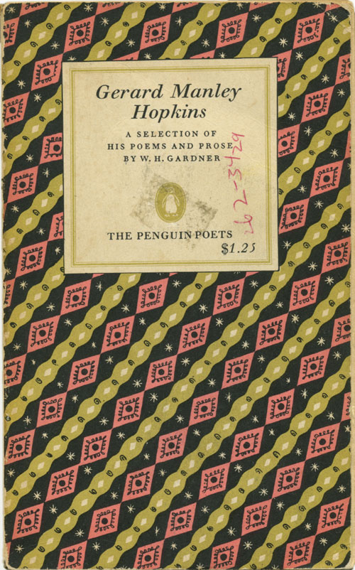 Gerard Manley Hopkins, Penguin Poets 1963