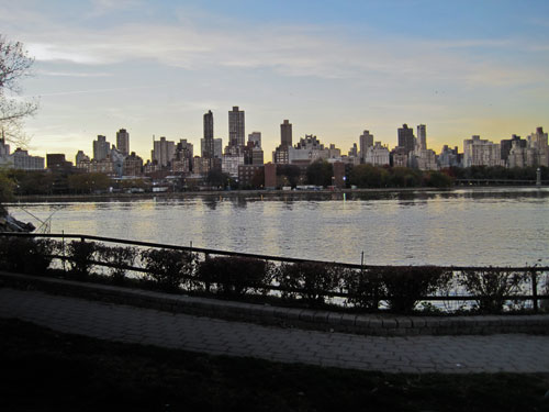 New York City skyline, Socrates Sculpture Park