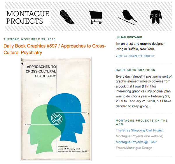 Montague Projects blog