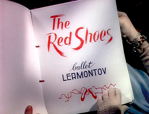 The Red Shoes program type