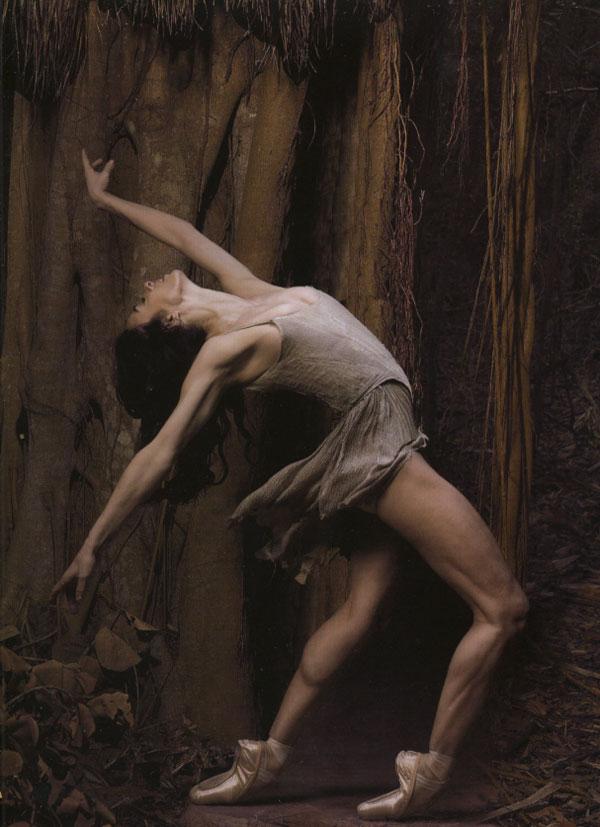 Alessandra Ferri, Manon swamp scene