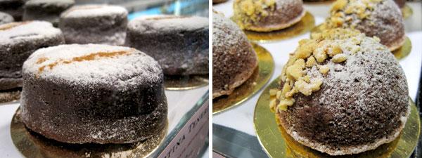 Gluten free desserts at Eataly