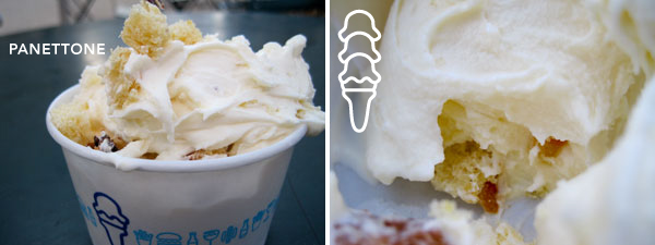 Shake Shack Panettone custard rating = triple scoop