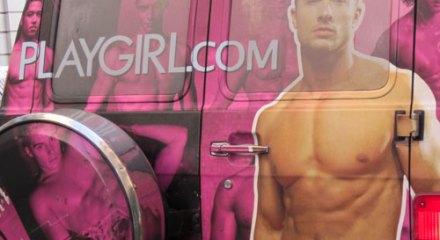 Playgirl van