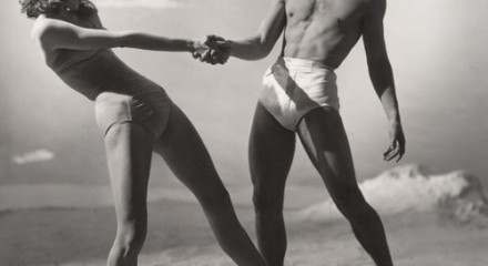 "Tanaquil LeClercq in ""Jones Beach"""