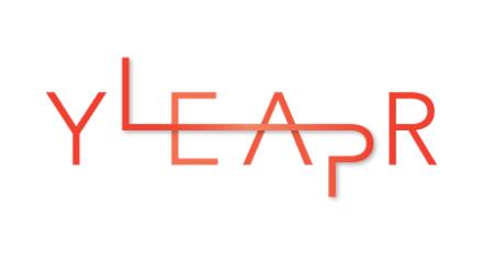 Leap Year lettering, Avenir